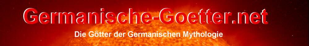 alle germanischen Götter der germanischen Mythologie Liste Infos